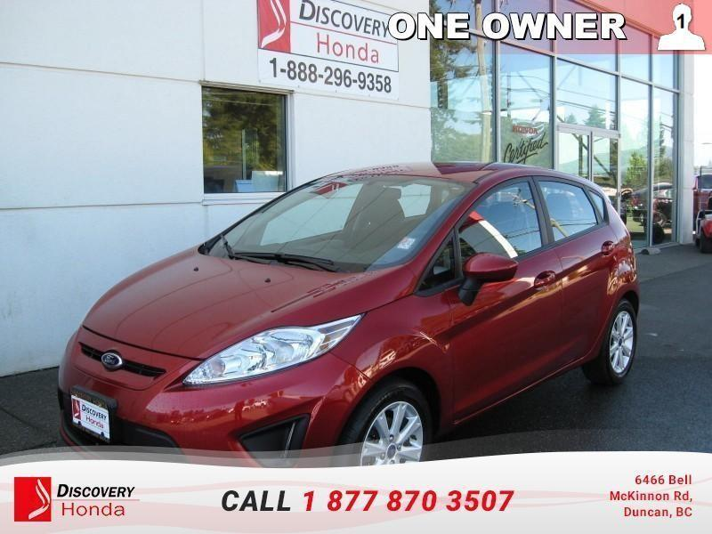 2013 Ford FIESTA SE 4D Hatchback  - one ow #17-229A