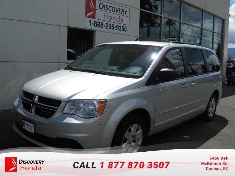 2011 Dodge Grand Caravan SE Wagon  - $123.81 B/W #18-005C