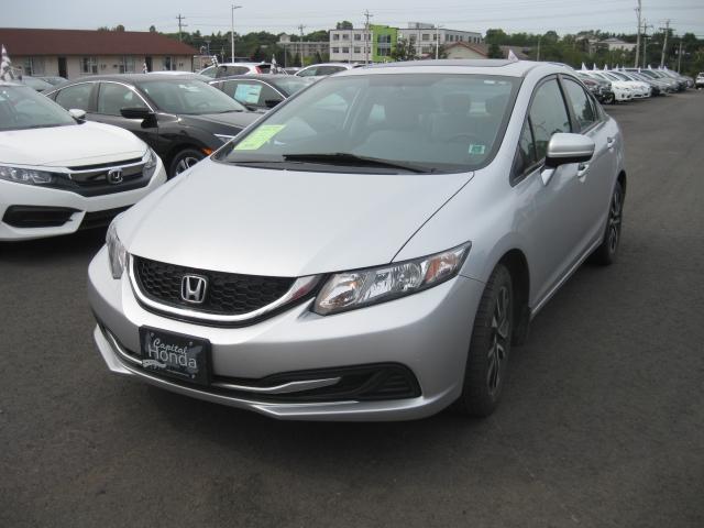 2014 Honda Civic Sedan EX #H355A
