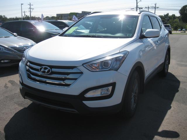 2013 Hyundai Santa Fe Premium #H388TB