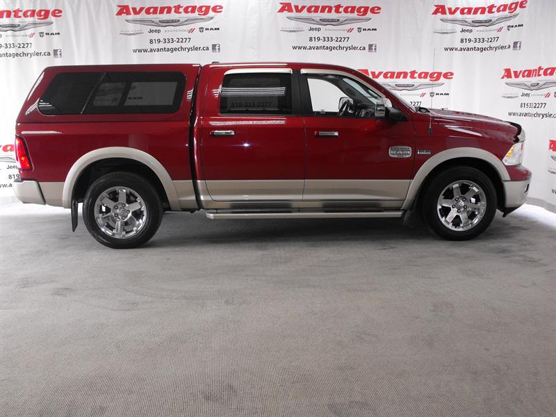 Ram 1500 2012 4WD Crew Cab 140.5 Laramie #37081A