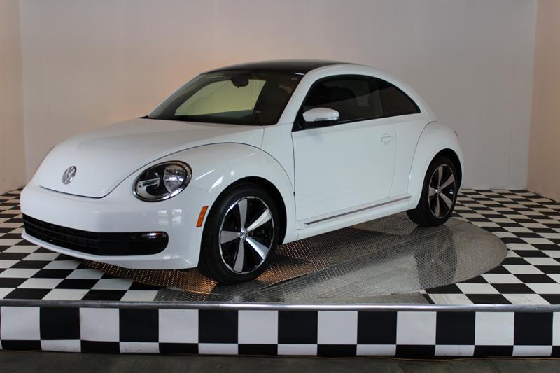 Volkswagen Beetle 2012 Fender Edition #A6374