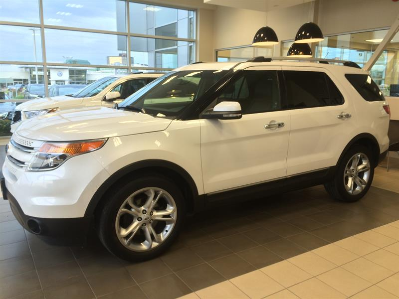 Ford Explorer 2012 AWD ** LIMITED ** CUIR #PU5462