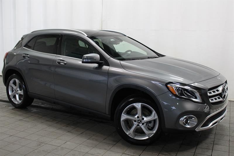 Mercedes-Benz GLA250 2018 4MATIC SUV #18-0133