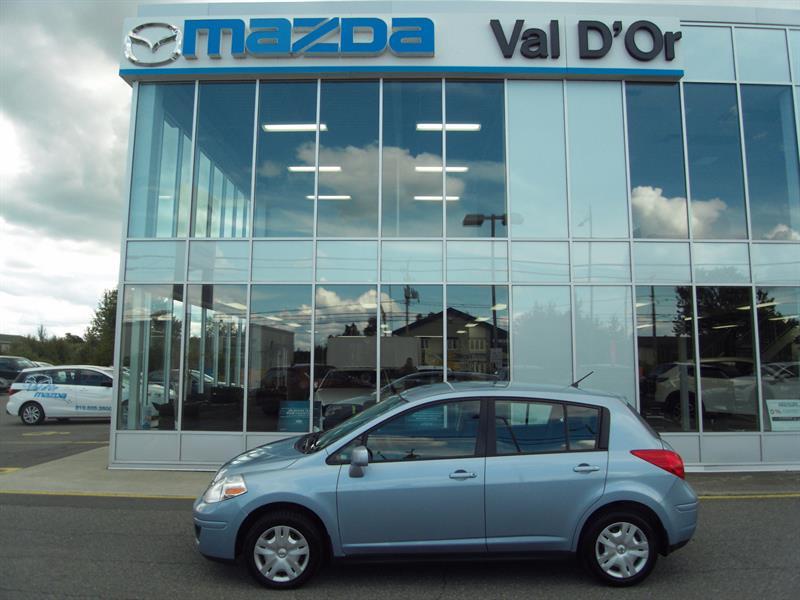 Nissan Versa 2011 5dr HB I4 1.8 #V02281