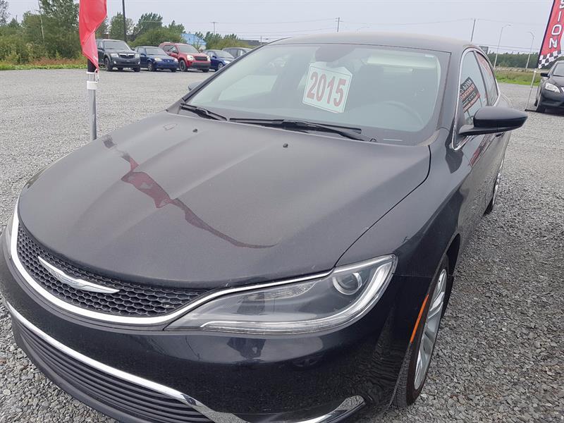 Chrysler 200 2015 Limited #15047