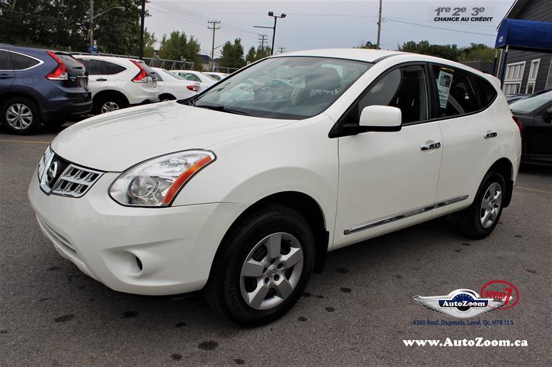 Nissan Rogue 2012 FWD  #A4093