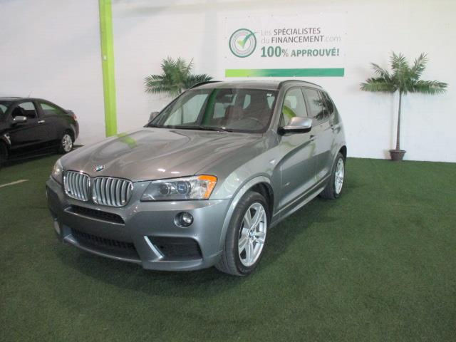 BMW X3 2014 AWD 4dr xDrive28i #1866-08