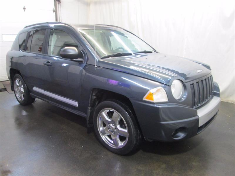 Jeep Compass 2007 4WD 4dr Limited #7-0819