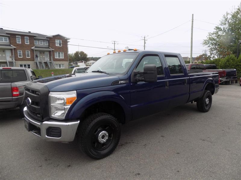 Ford F-250 2011 #AD5021