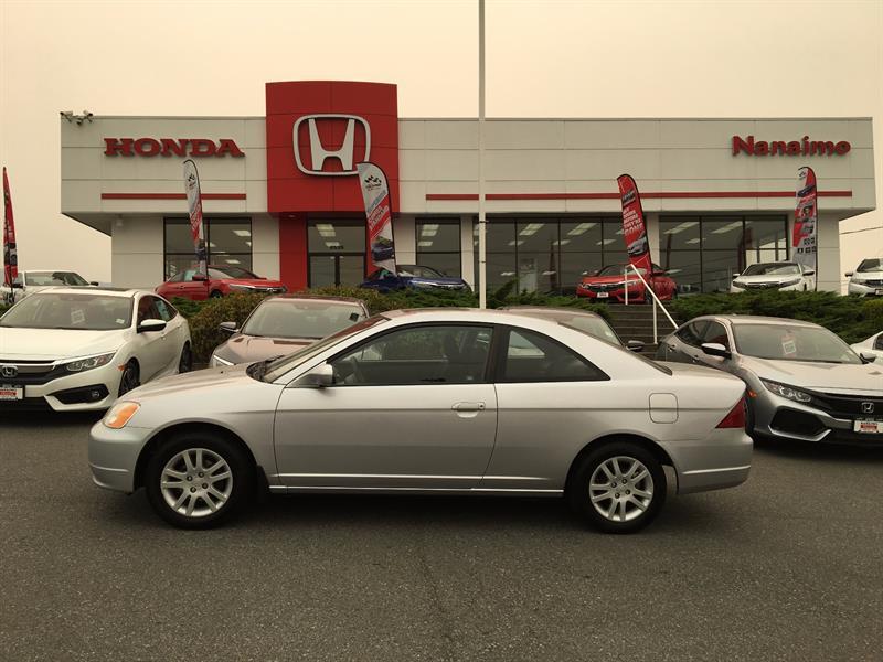 2003 Honda Civic Cpe 2dr Cpe Manual #H3088A