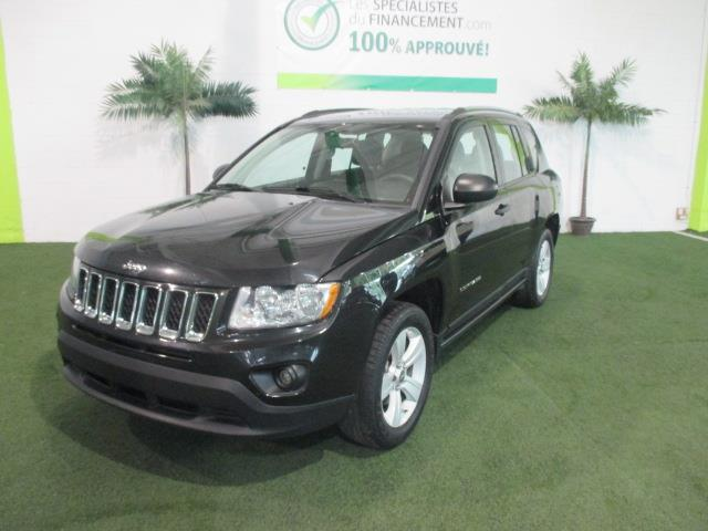 Jeep Compass 2011 FWD 4dr #1887-08
