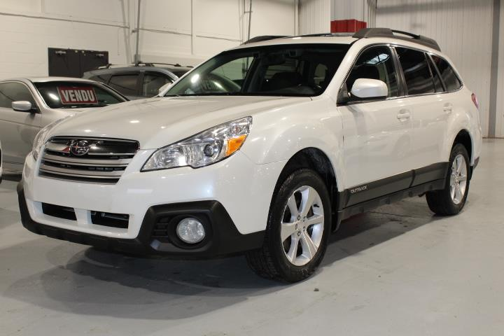 Subaru Outback 2013 3.6R LIMITED 4D Wgn at w/ #0000000208