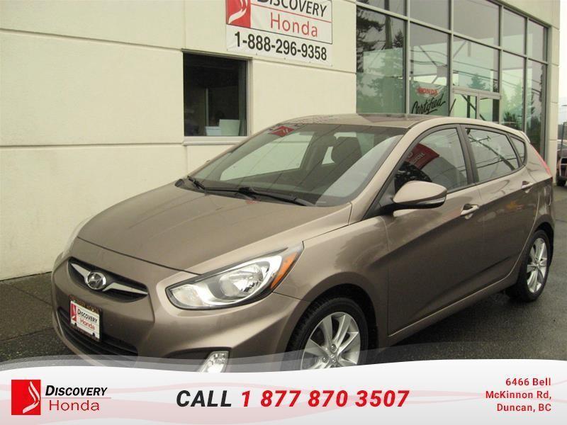 2014 Hyundai Accent 5Dr GLS 6sp  - $91.18 B/W #B2373B