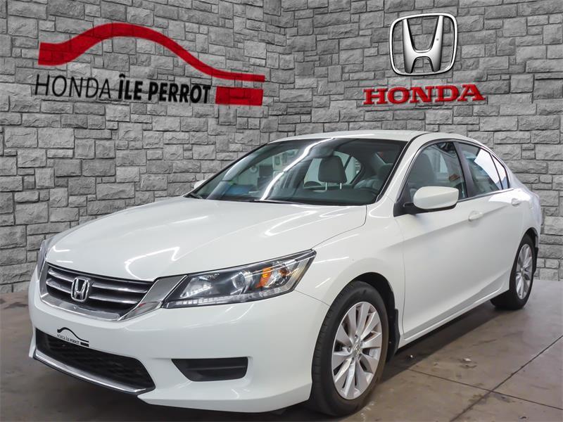 Honda Accord Sedan 2013 4dr I4 Auto LX BLUETOOTH CAMERA DE RECUL  #44165
