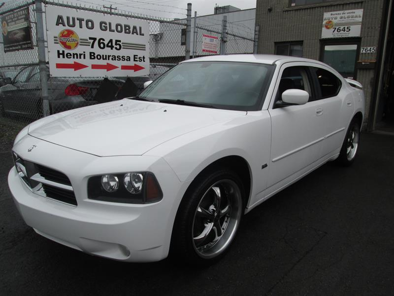 Dodge Charger 2010 4dr Sdn SXT,3.5 LITRES,CUIR #17-422