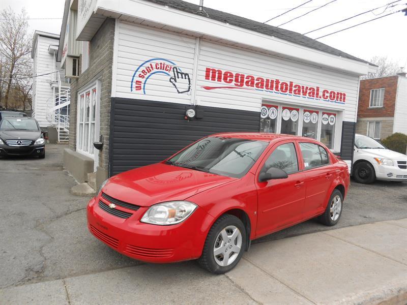 Chevrolet Cobalt 2007 4dr Sdn LS