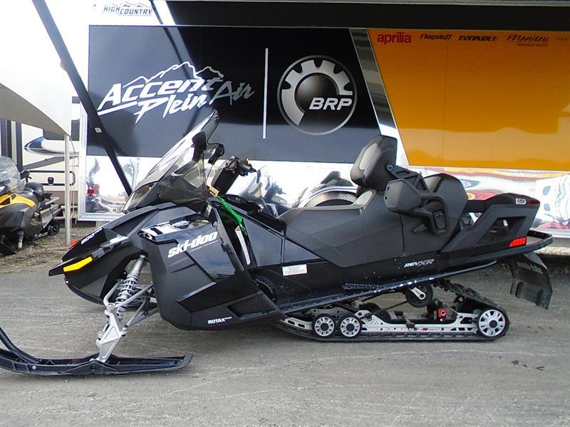 Skidoo Grand Touring LE 900 2014