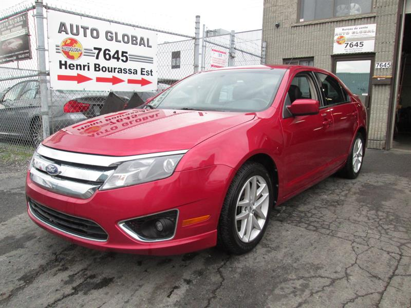Ford Fusion 2011 AUTO,2.5L,A/C,MAGS,CUIR, TOIT OUVRANT #17-957