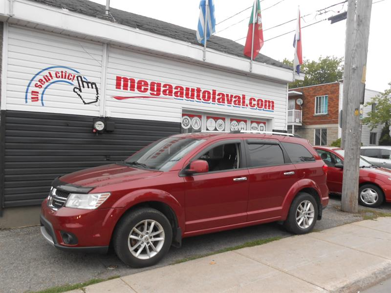 Dodge Journey 2011 AWD 4dr R-T