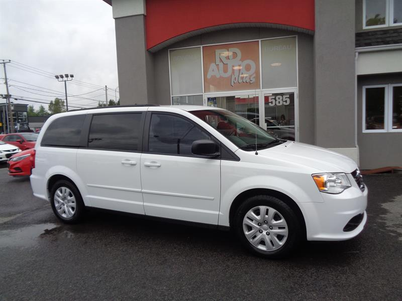 Dodge Grand Caravan 2015 stow-n-go