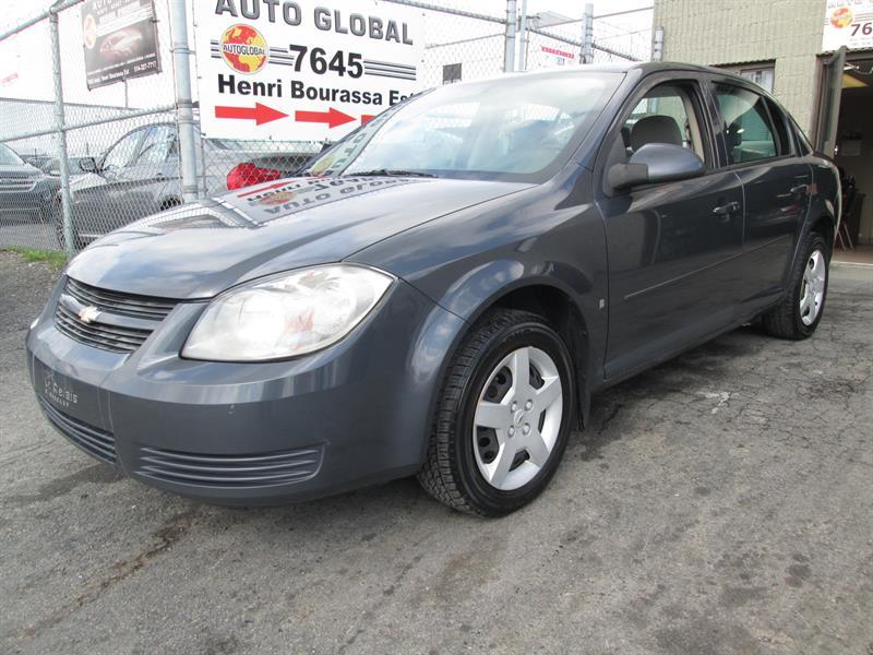 Chevrolet Cobalt 2008 AUTOMATIQUE,4 CYL, GR ÉLECTRIQUE,A/C #17-899