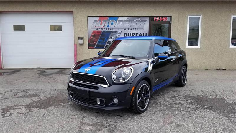 Mini Cooper Paceman 2013 AWD 2dr S ALL4 #5962