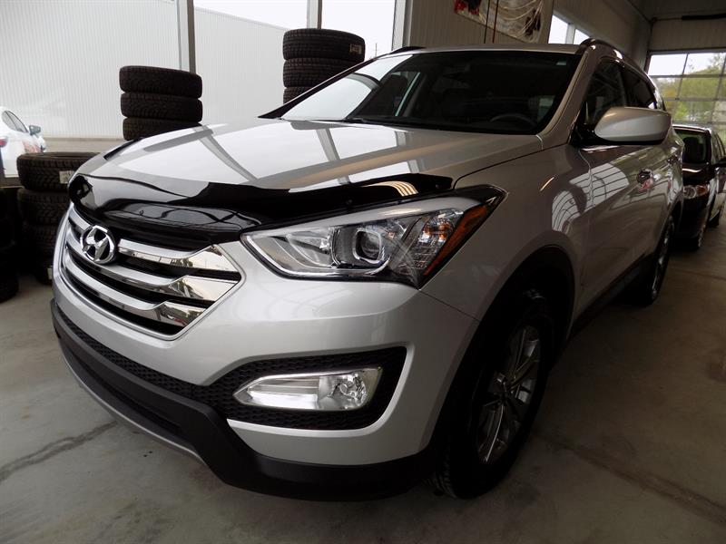 Hyundai Santa Fe Sport 2015 AWD 2.0T GPS/CAM GARANTIE 2023 !!! #17-164A