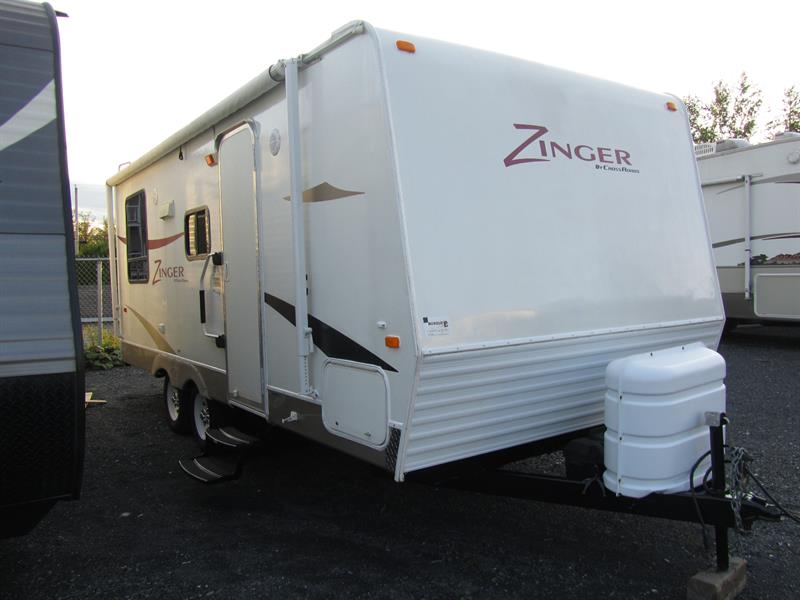 Zinger 190RDS 2011