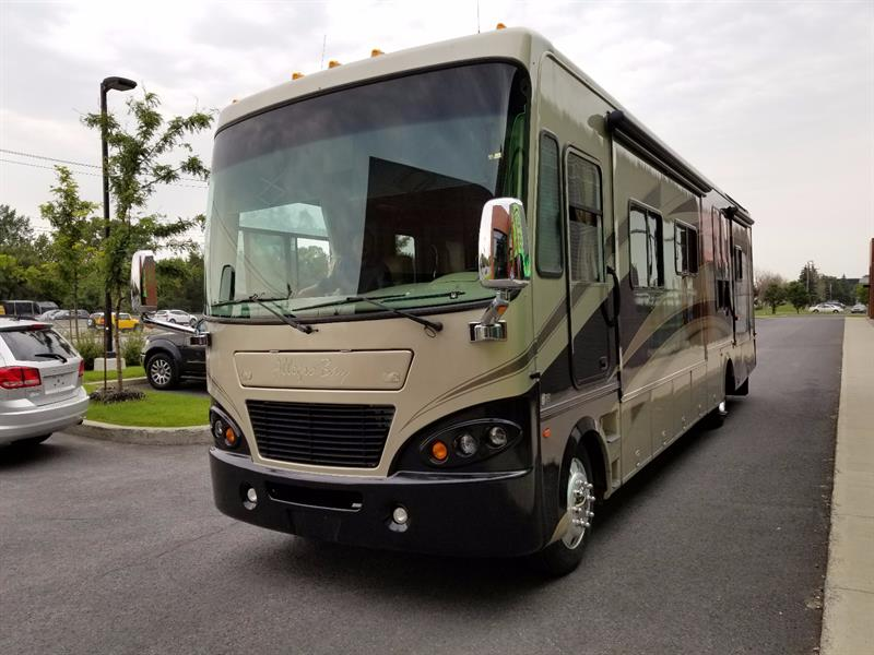 Tiffin Other 2008 Allegro Bay M-37DB #1895-08
