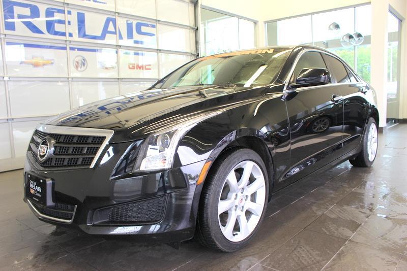 Cadillac ATS 2013 4dr Sdn 2.0L AWD #72118