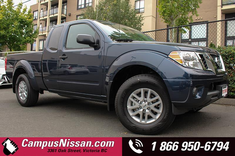 2017 Nissan Frontier SV King Cab #D7-T465