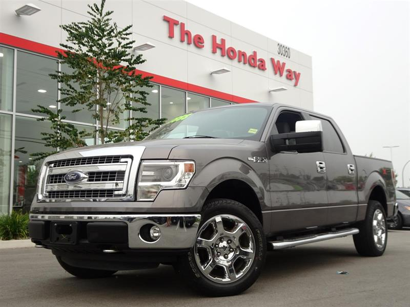 2014 Ford F-150 XLT 4WD #17-848A