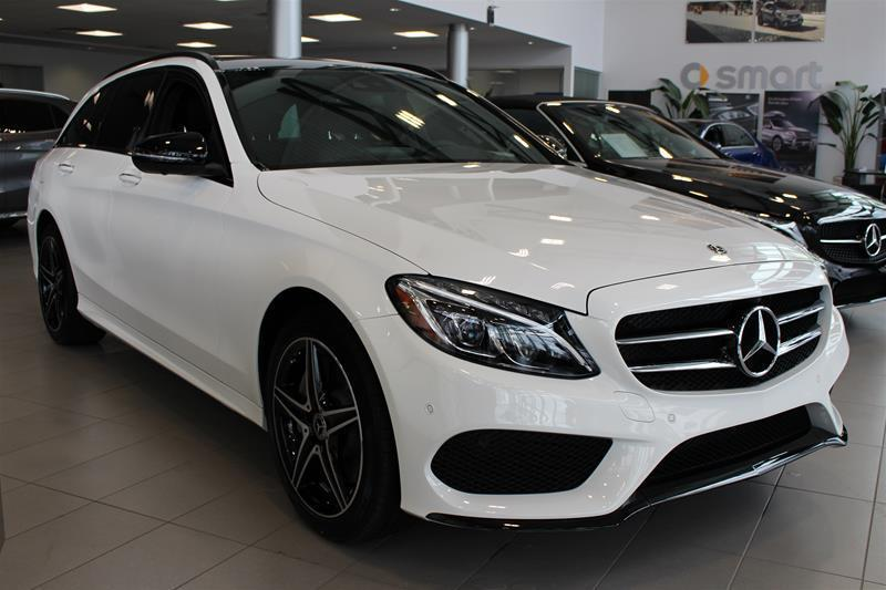 Mercedes-Benz C300 2018 4MATIC Wagon #18-0137