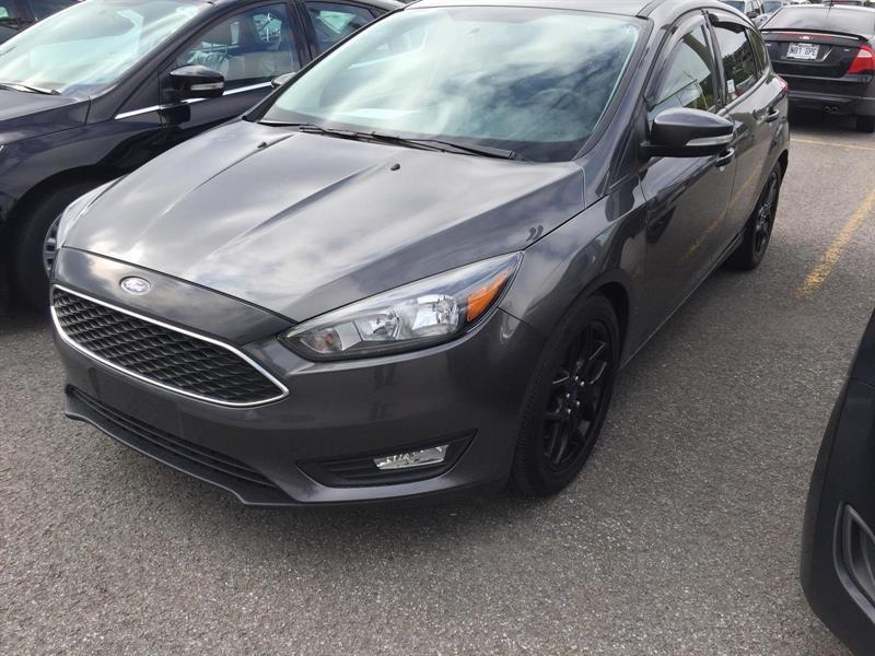 Ford Focus Hatchback 2015 SE #U3330