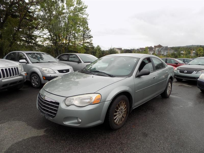 Chrysler Sebring 2006 Touring #PATOU1622
