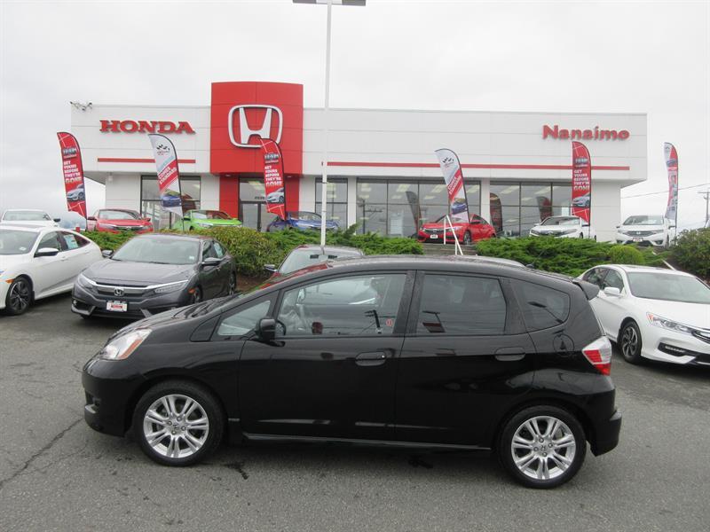 2009 Honda FIT 5dr HB Man Sport #H15585A