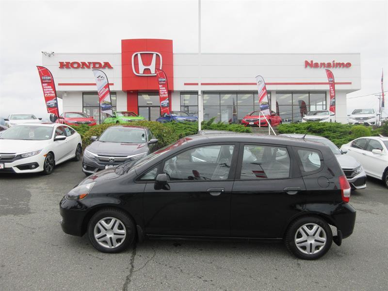 2007 Honda FIT 5dr HB AT LX #H15770A