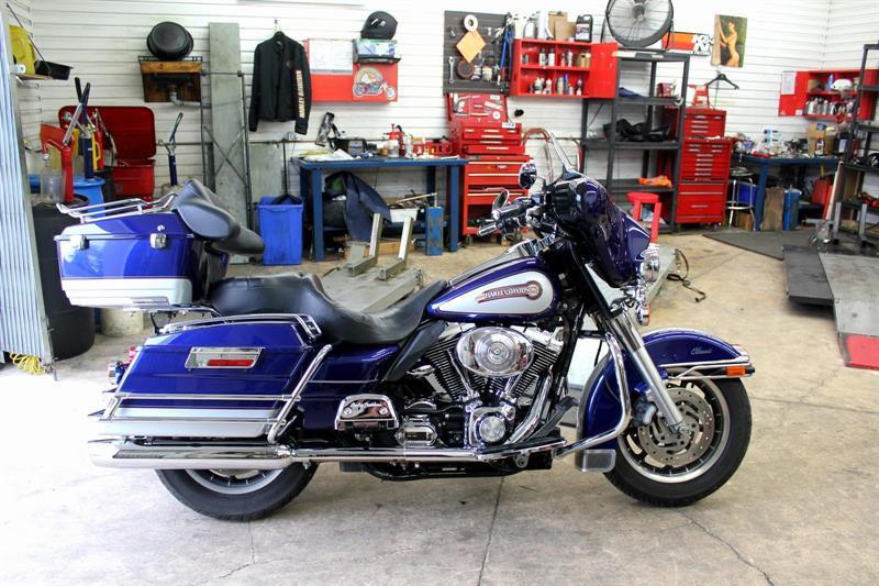 Harley Davidson FLHT 2006