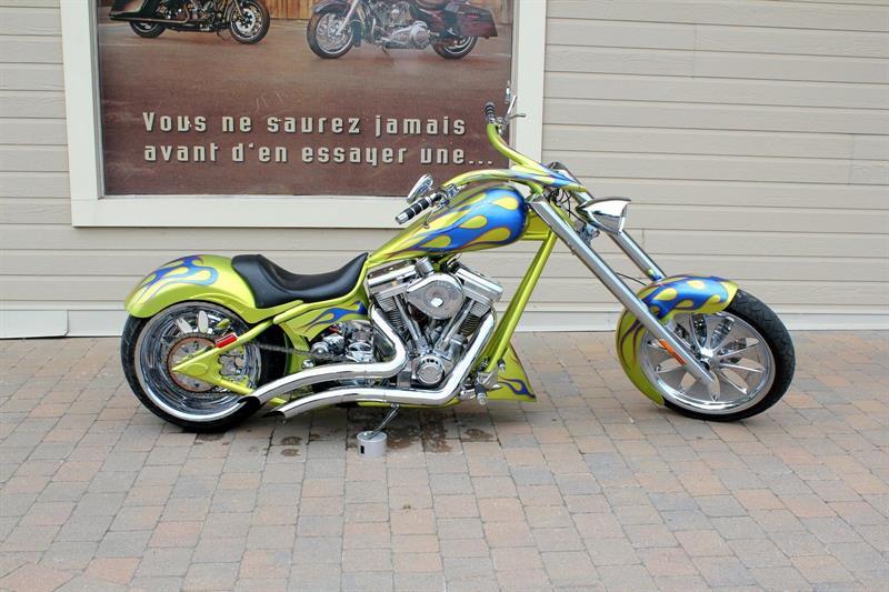 Harley Davidson ARTISANAL SOFTAIL 2005