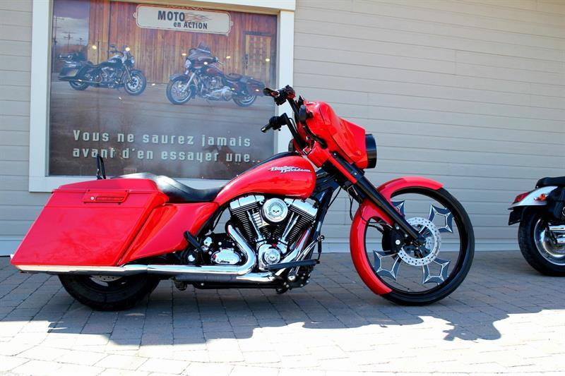 Harley Davidson FLHX 2010
