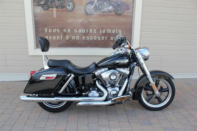 Harley Davidson FLD 2012 #US-02199