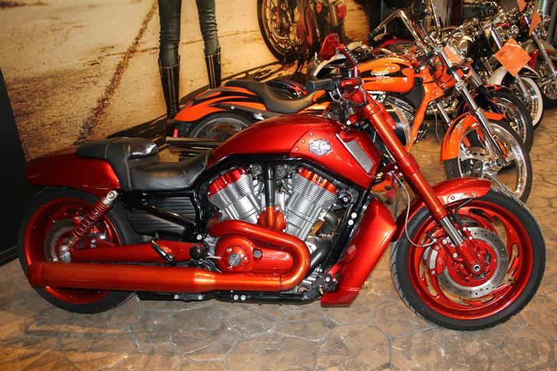 Harley Davidson VRSCF 2013