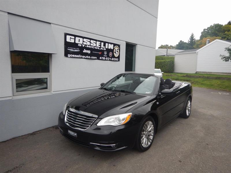 Chrysler 200 2012 LIMITED #J4449A