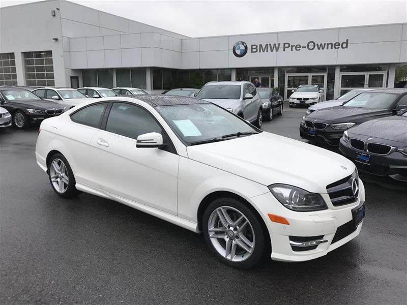 2013 Mercedes-Benz C250 Coupe #BP513810