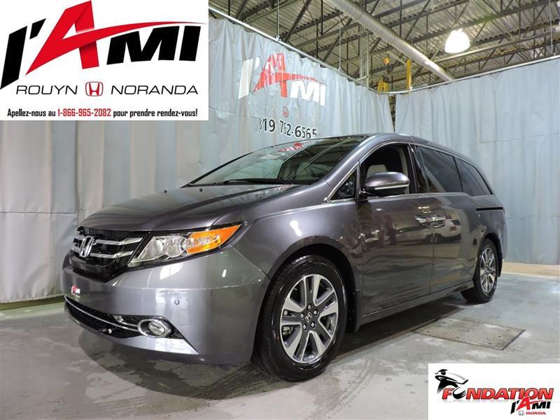 Honda Odyssey 2017 Touring #(17164)
