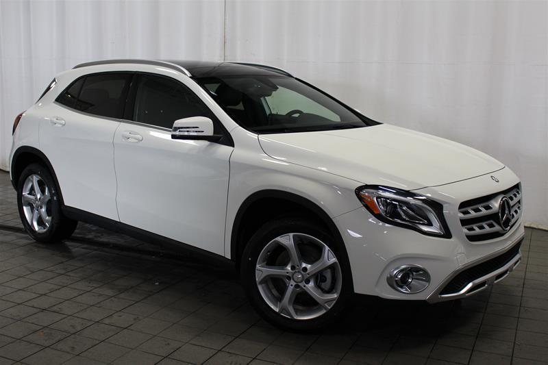 Mercedes-Benz GLA250 2018 4MATIC SUV #18-0139