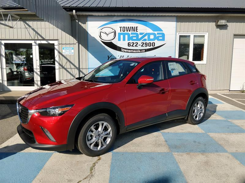 2018 Mazda CX-3 GS #18C310
