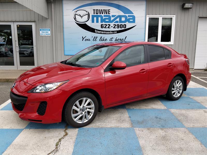 2013 Mazda MAZDA3 4dr Sdn GS-SKY #17352A