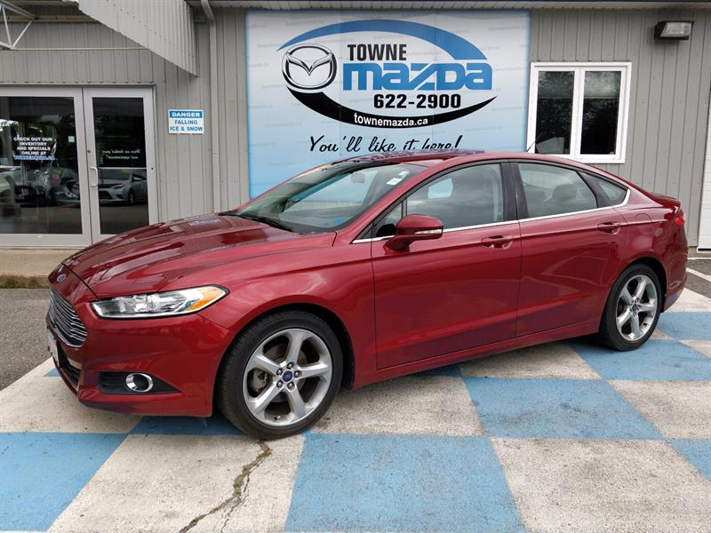 2015 Ford Fusion 4dr Sdn SE FWD #MM760
